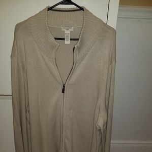 Men's Dockers cardigan